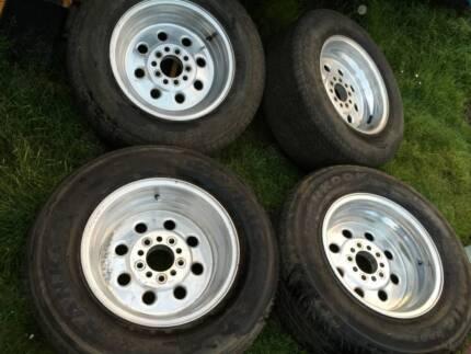 mags holden ford valiant hotrod weld draglights , weld prostars Cranbourne Casey Area Preview