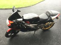 APRILLA RS125 2003 RACE REPLICA RECENTLY REBUILT GEARBOX AND TOP END