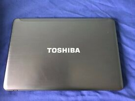 "Toshiba Ultrabook 13"" SSD drive and hard drive"