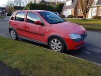 Vauxhall Corsa for sale cheap! - same family owners from new - long MOT