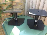 Speaker monitor stands for sale
