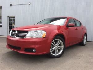 2014 Dodge Avenger SXT, HEATED SEATS, BLUETOOTH.