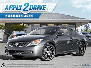 2009 Nissan Altima 2.5 s  Standard, Sunroof 2 Door Sporty