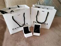 Pandora bags and boxes