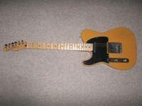 Fender Telecaster - Left Handed