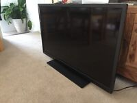 Perfect condition Toshiba flat screen 40 inch HD television
