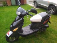 50 cc moped