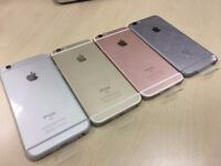 * GRADE A * Boxed Apple iPhone 6s 16GB, 64GB, 128GB Unlocked Various Colours Mobile Phone + Warranty