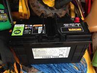 Halfords caravan leisure battery