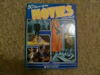 50 years of the movies book
