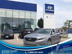 2015 Hyundai Sonata GL BACKUP CAM HEATED SEATS ALLOYS OFF LEASE 