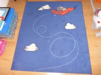 Kids IKEA FLYGTUR rug