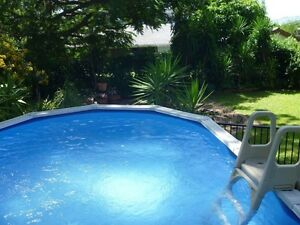 """FREE """"Classic Pools"""", above ground pool. 6 x 3.5m Birkdale Redland Area Preview"""