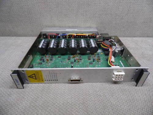 Adept Technology 10337-15200 Rev B Servo Amplifier Control Robot Board Module