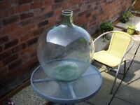 Large Clear glass Carboy