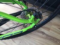 Whyte mountain bike 603