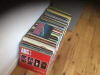 Vinyl LP Record Collection