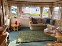 Disabled Spec Static caravan for sale CONTACT DEAN North West Sea Views Morecambe SITE FEES INCLUDED