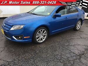 2012 Ford Fusion SE, Automatic, Steering Wheel Controls,