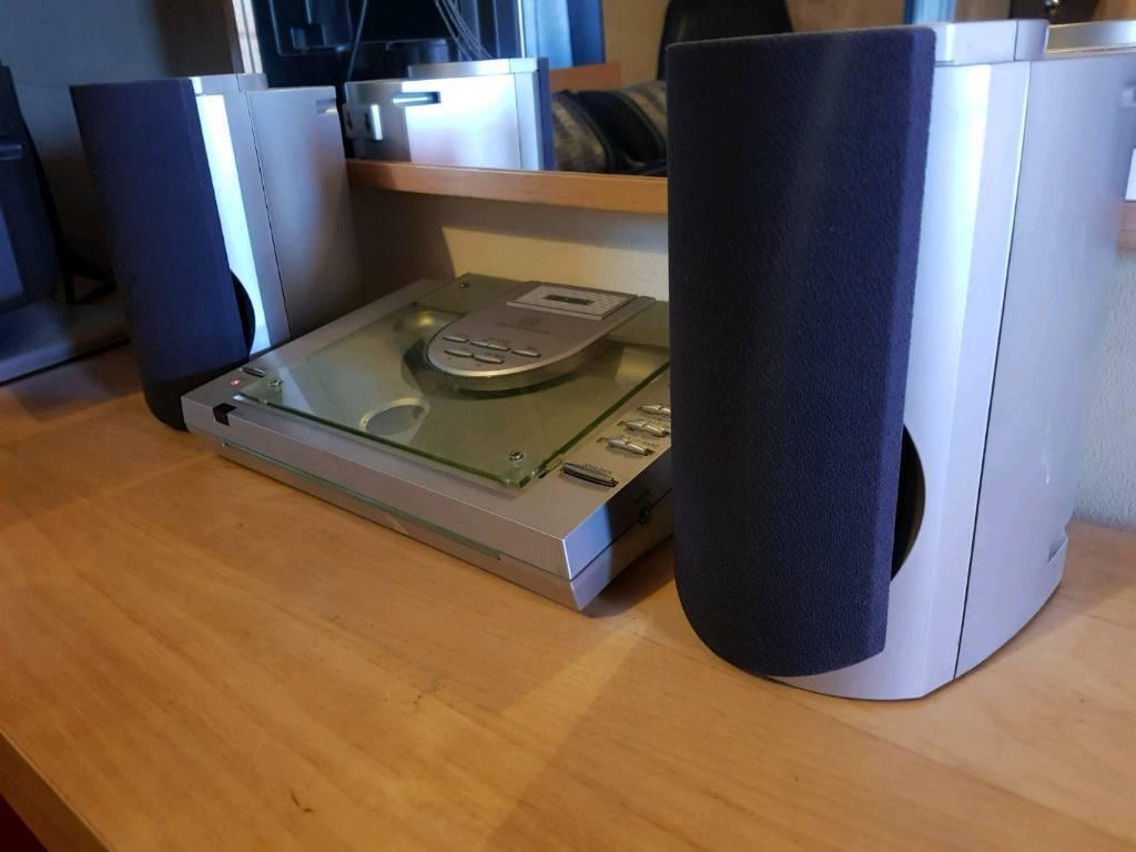 Bush cd/radio player