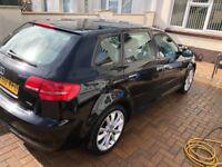 Audi A3 Sport 2ltr TDI