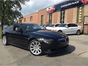 2008 BMW 6 Series 650i| SPORT | HU DISPLAY|