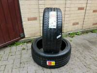 Pair of brand new michelin pilot sport ps2 tyres 225/40zr19 93Y