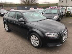 AUDI A3 1.6 FACELIFT SPORTBACK PETROL 2008 /ONE OWNER /TIMING BELT DONE