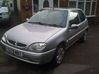 FULL MOT, AUTOMATIC ,LOW MILEAGE 44800 MILES WARRANTED