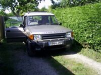 Land Rover Discovery TDI 2.5