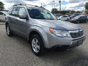 2010 Subaru Forester 2.5 X AWD SPORT PKG Heated seats Alloys Cru Kitchener / Waterloo Kitchener Area image 10