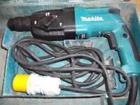 110 V Makita hammer drill
