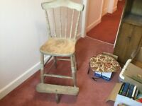 Vintage, antique, Teacher's Chair - in Original condition....!