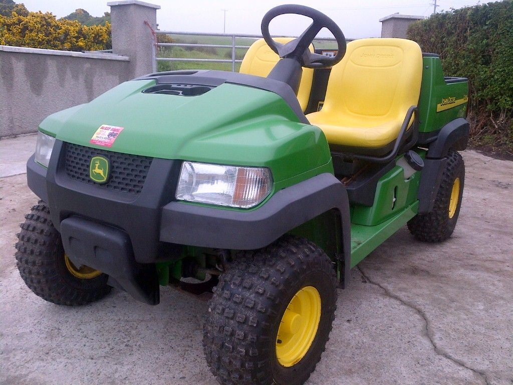 John Deere Cx Gator >> John Deere Gator CX 2 seater buggy | in Ballymena, County Antrim | Gumtree