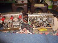 vintage radio valve bush radio bakelite radio