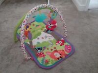 Fisher price musical playmat