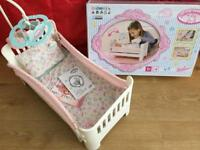 Baby Annabell Cot