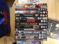 Dvd Bundle over 220 Dvd's