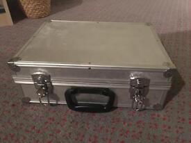 Aluminium Flight Case, with foam interior