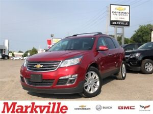 2014 Chevrolet Traverse LT-GM CERTIFIED PRE-OWNED- 1 OWNER TRADE