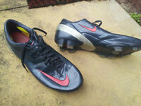 Nike Mercurial Vapor Football Boots (Mens size 10)
