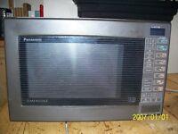 Panasonic 800 Watt Microwave/Oven/Grill