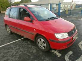 2006 HYUNDAI MATRIX 1.5 GSI CRTD DIESEL CHEAP INSURANCE ABD TAX MAY TAKE CHEAPER PX