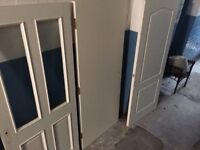 internal doors ( used )