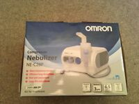 Omron Nebuliser Machine for Sale. Unused. Boxed.