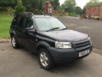 2003/03 LAND ROVER FREELANDER SERENGETI 4X4 2.0L TD4 DIESEL MANUAL