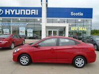 2013 Hyundai Accent GL UNDER $10,000