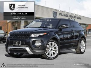 2012 Land Rover Range Rover Evoque Pure Plus CLIMATE PACKAGE...