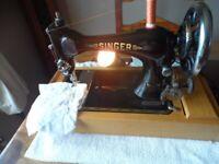 singer electric sewing machine model 28k