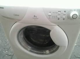 Hoover optima washing machine as new